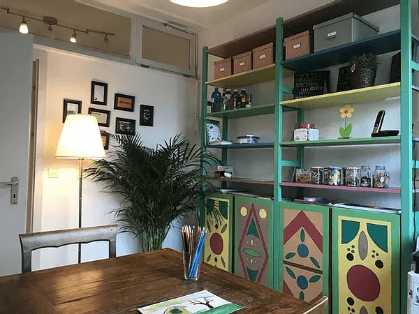 Psychotherapie Nadine Schäfer in Essen Altendorf für Kinder, Jugendliche und junge Erwachsene | Kreativraum