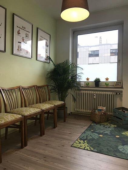 Psychotherapie Nadine Schäfer in Essen Altendorf für Kinder, Jugendliche und junge Erwachsene | Wartebereich